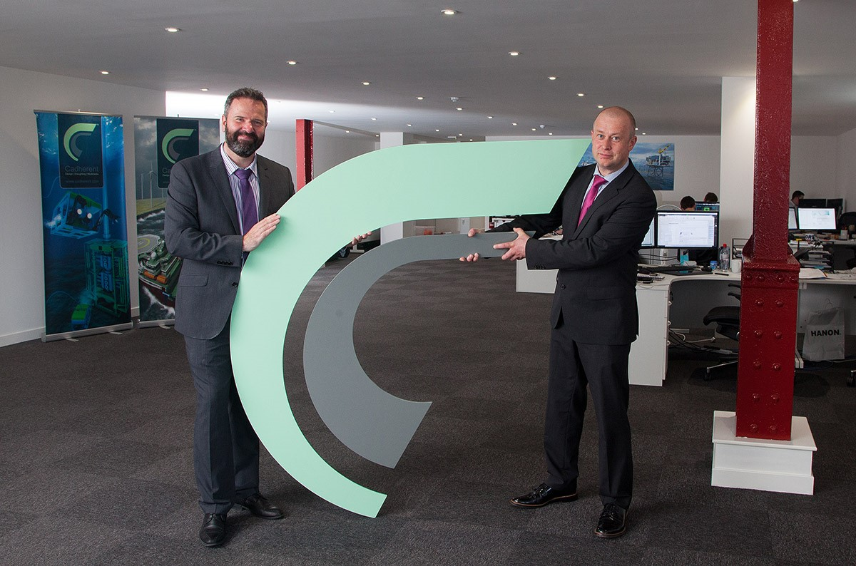 Aberdeen engineering design firm expands with support from  Shawbrook Bank