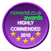 MoneyNet Highly Commended 2018