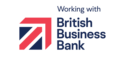 Working with the British Business Bank Logo